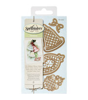 Spellbinders® Shapeabilities Die D-Lites-Lattice Ornaments, , hi-res