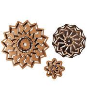 Spellbinders Shapeabilities Cut Fold & Tuck Die Spectacular Spin, , hi-res