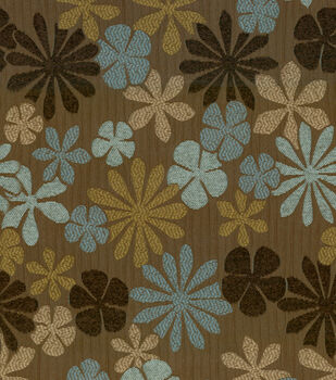 Upholstery Fabric-Better Homes & Gardens Manolo Mink