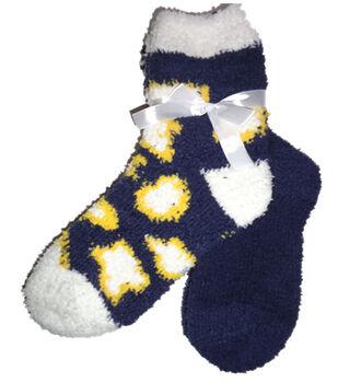 Multi Color Dot Sock