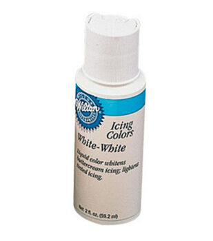 Wilton® White White Icing Color 2oz.