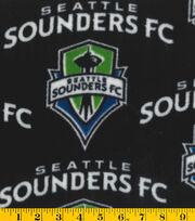 Seattle Sounders MLS Fleece Fabric, , hi-res