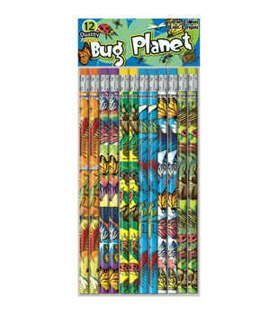 Designway Products Bug Planet Pencils