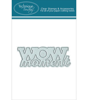 Technique Tuesday Wow Moment DIY Die