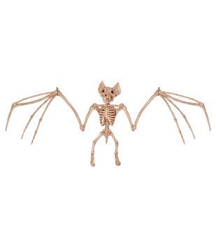 The Boneyard Mini Bat Skeleton