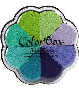 ColorBox Pigment Petal Point Option Pad 8 Colors-Serenity