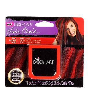 Tulip Body Art Hair Chalk .19oz-Red