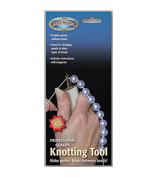 Professional Quality Knotting Tool