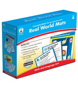Real World Mat Classroom Kit- Grade 4