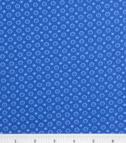 Keepsake Calico™ Cotton Fabric-Lined Dot Blue, , hi-res