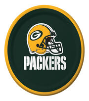 Green Bay Packers NFL Luncheon Plate, , hi-res
