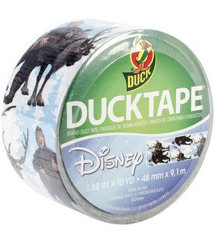 """Licensed Duck Tape 1.88""""X10yd-Frozen - Kristoff & Sven"""