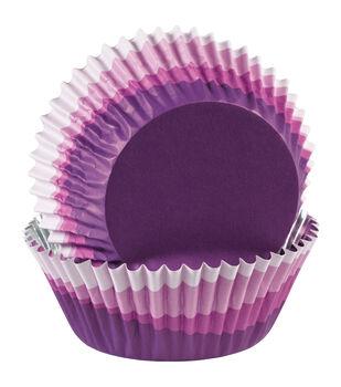 Wilton® Standard Baking Cups 36/Pkg-Purple Ombre