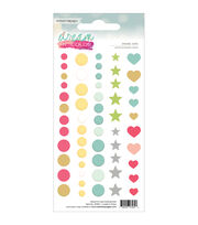 Webster's Pages Dream In Color 56pcs Enamel Dots, , hi-res