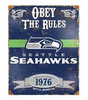 Seattle Seahawks NFL Vintage Sign, , hi-res