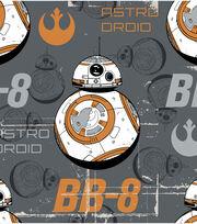 Star Wars VII BB8 Fleece Fabric, , hi-res