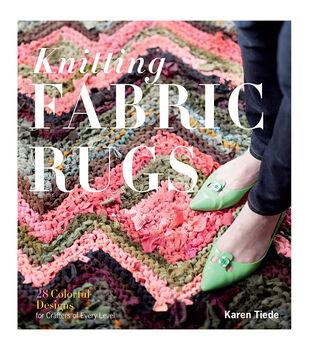 Karen Tiede Fabric Rugs Book