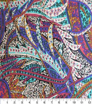 Nicole Miller Fabric-Stretch Chiffon Sundar2