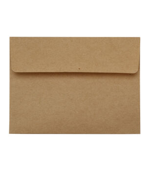 Core'dinations Envelopes:  6x9 Kraft; 25 pack