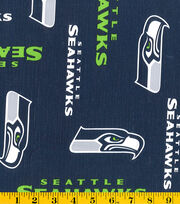 Seattle Seahawks NFL Tablecloth Vinyl, , hi-res