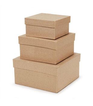 paper mache letters boxes crafts jo ann