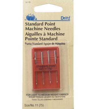 Dritz Universal Machine Needles 4pcs Size 14/90