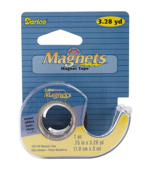 Magnetic Tape Dispenser-.75x3.28yd