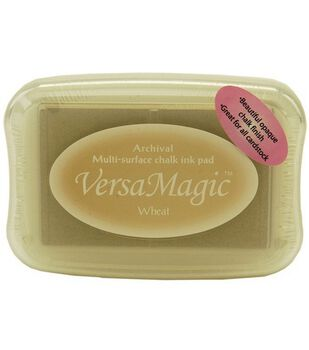 VersaMagic Chalk Ink Pad-1PK - Wheat