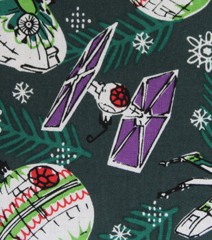 Christmas fabric jo ann for Space themed fleece fabric