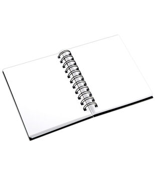 """Proart 4""""x6"""" Spiral Sketch Book"""
