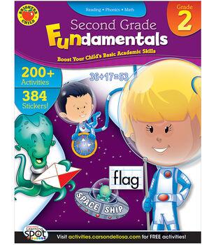 Brighter Child Second Grade Fundamentals Books