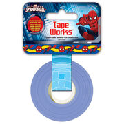"Tape Works Tape .625""X50ft Spiderman, , hi-res"