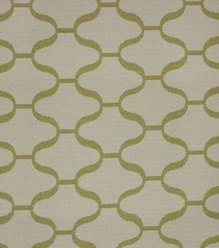 Richloom Studio Upholstery Fabric-Cassette/Peridot