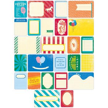 Project Life Themed Cards 60/Pkg-Theme Park