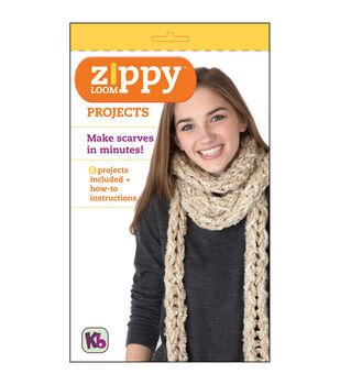 Knitting Board Books-Zippy Loom Projects