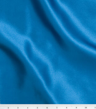 Special Occasion Solids- Stretch Satin Fabric