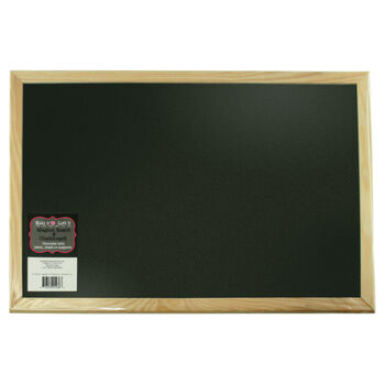 "Make It Love It 12""x18"" Magnet Board &Chalkboard"