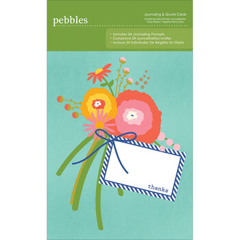 Pebbles Lakeside Journaling Cards Assorted Designs
