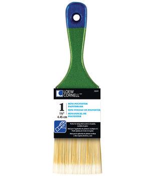 "Mini Polyester Brush 1 3/4""-"