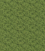 Keepsake Calico™ Cotton Fabric-Green Vine, , hi-res
