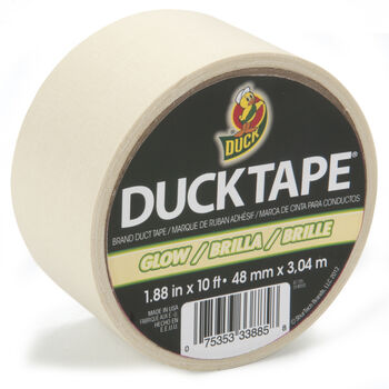 Duck Tape-Glow In The Dark 10'