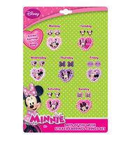 Disney Minnie Mouse Days Of The Week Ring Set, , hi-res
