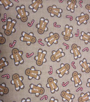 Noel Collection-Christmas Gingerbread Men
