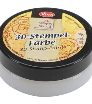 3D Stamp Paint 50ml-Copper