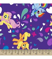 Hasbro® My Little Pony® Print Fabric-Ponies, , hi-res