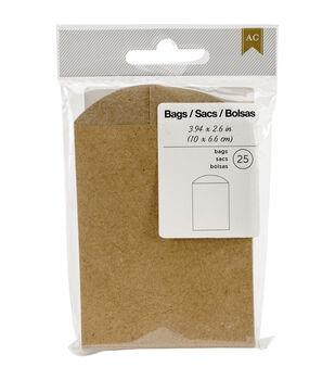 American Crafts Mini Bags 3.94''x2.6''