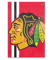Chicago Blackhawks NHL Bold Logo Banner, , hi-res