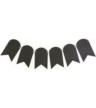 Adornit Party Pennant Chalkboard Surface Set