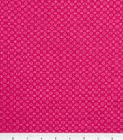 Keepsake Calico™ Cotton Fabric-Lined Dot Pink, , hi-res