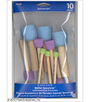 Plaid ® Art Materials - Spouncers™ Set of 10